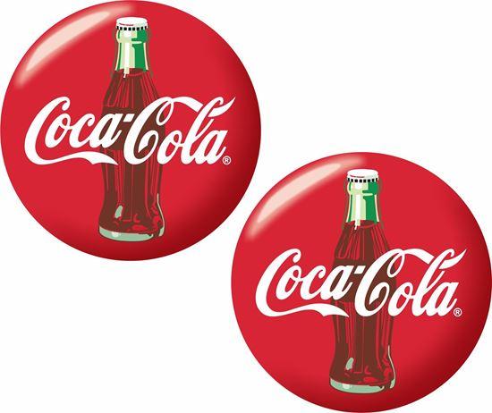 Picture of Coca-Cola Decals / Stickers