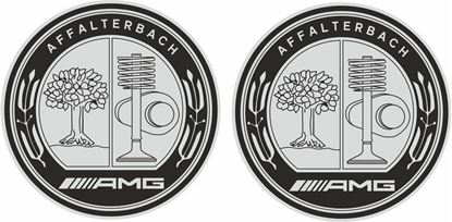 Picture of Mercedes Affalterbach AMG Decals / Stickers